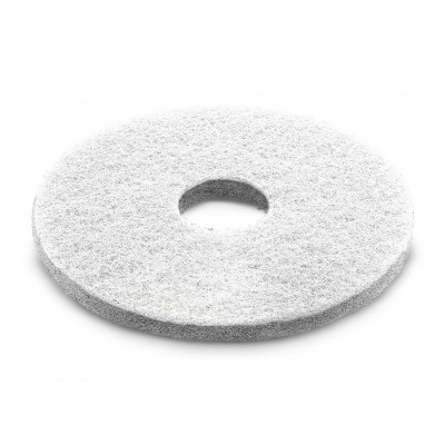 Karcher Professional Scrubber Dryer Disc Diamond pad, white, 385 mm
