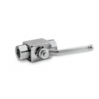 Karcher Professional Stationary High pressure ball valve, DN 15, housing nickle-plated steel