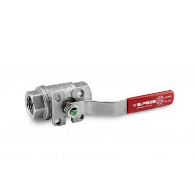 Karcher Professional High pressure ball valve, DN 15, stainless steel