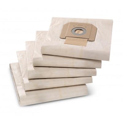 Karcher Professional Vacuum Paper Filter bags 5St. -NT 65/2 ECO