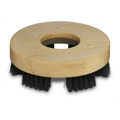 Karcher Professional Industrial Extraction Solution Replacement Brush for Round Brush 120mm Angled