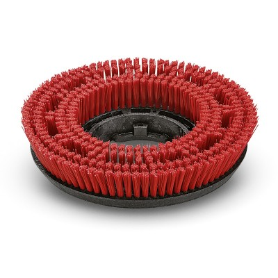 Karcher Professional Scrubber-Dryer Disc brush red