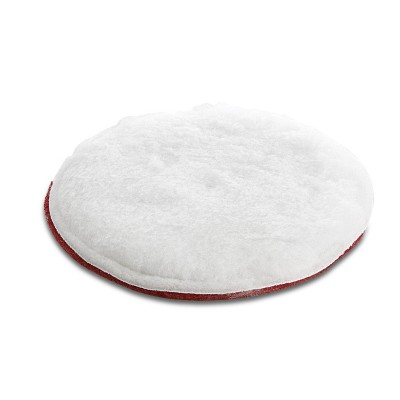 Karcher Professional Scrubber-Dryer Pads 170 mm, white