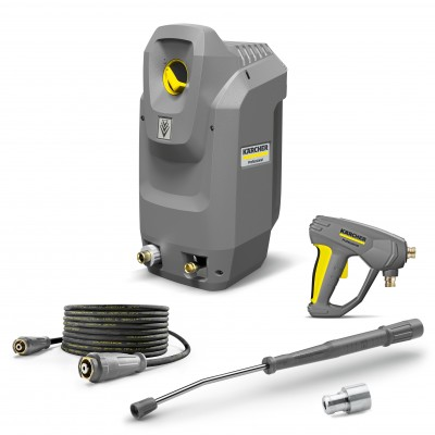Karcher Professional Middle Class Cold Water Pressure Washer HD 6/11-4M ST Accessory Pack *UK
