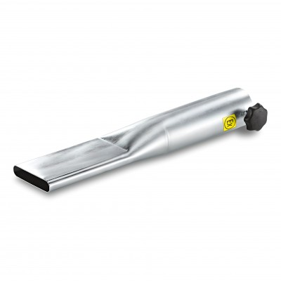Karcher Professional Industrial Extraction Solution Nozzle Crevice Slotnozzle DN 50 of sheet steel, slot width 17 mm
