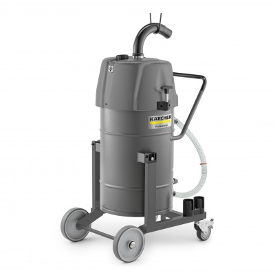 Karcher Professional Industrial Liquid And Swarf Vacuum Technology IVR-L 65/12-1 Tc