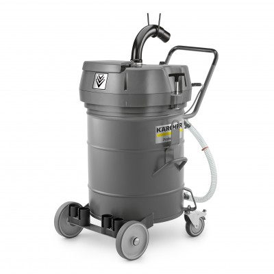 Karcher Professional Industrial Liquid And Swarf Vacuum Technology IVR-L 100/24-2 *W2K