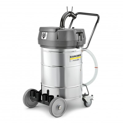 Karcher Professional Industrial Liquid And Swarf Vacuum Technology IVR-L 100/24-2 Me *W2K