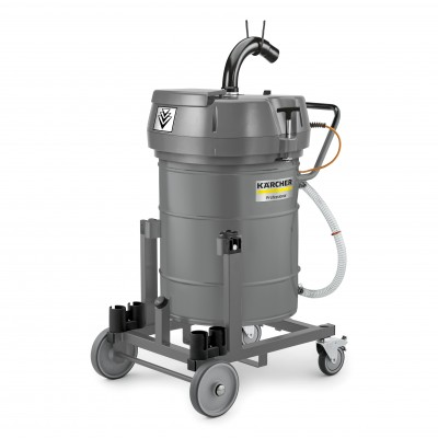 Karcher Professional Industrial Liquid And Swarf Vacuum Technology IVR-L 100/24-2 Tc *W2K