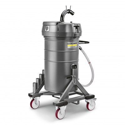Karcher Professional Industrial Liquid And Swarf Vacuum Technology IVR-L 120/24-2 Tc *W2K