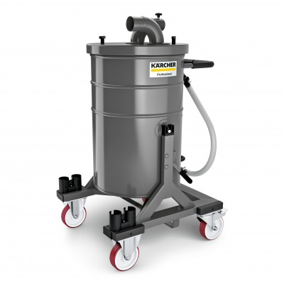 Karcher Professional Industrial Extraction Solution Pre-separator tank dust 60 l DN40