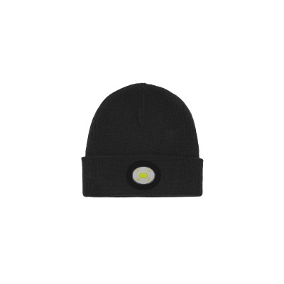 Unilite LED Beanie Light  BE-02+ 150 Lm Li-polymer USB rechargeable light in warm knitted beanie