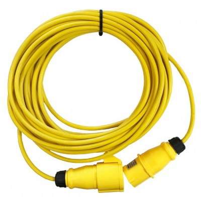 14 Metre 110V Extension Lead (1.5mm 16amp)
