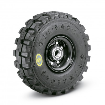 Karcher Professional Puncture-proof tyres (set), solid rubber