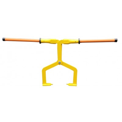 Insulated Timber Sleeper Tongs