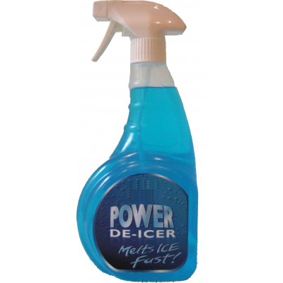 De-Icer Trigger Spray 500ml (Pack of 12)