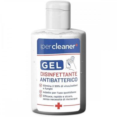 IperCleaner - Hand Sanitiser Anti Bacterial Gel 200ml