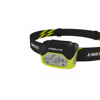 Unilite rechargeable 475 Lumen sensor headlight HL-7R