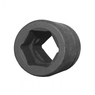 "Impact Socket 17mm Hexagon 1/2"" Drive"
