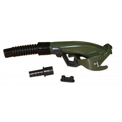 Jerry Can Flexible Pouring Spout - Green