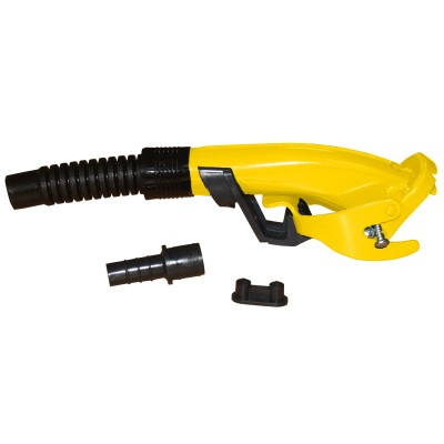 Jerry Can Flexible Pouring Spout - Yellow