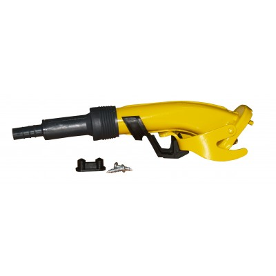 Jerry Can Rigid Pouring Spout - Yellow