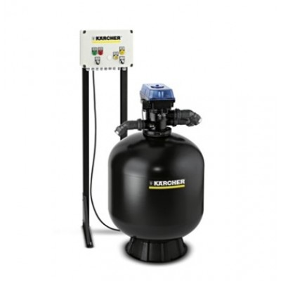 Karcher Professional Water Recycling Treatment Unit Add-on base electric cabinet