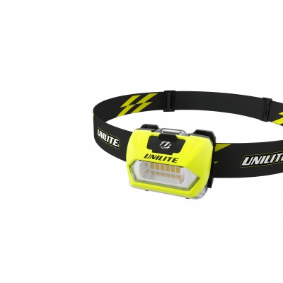 Unilite SMD LED Headlight PS-HDL6R 350 Lm Dual Powered