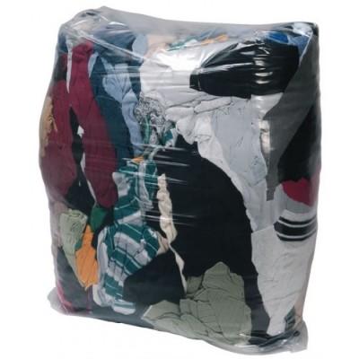 T-Shirt Rags - 10kg Bag