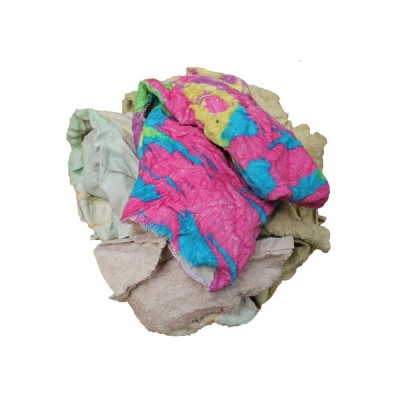 Terry Towelling Rags - 10kg Bag