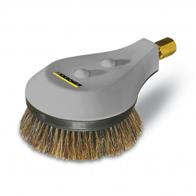 Karcher Professional Rotating wash brush for > 800 l/h machines, natural bristles