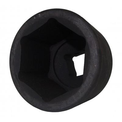 "Impact Socket Hexagon 56mm x 1"" Drive"