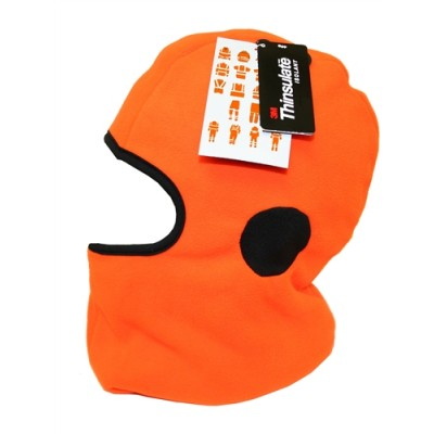 Hi-Vis Orange Thinsulate Balaclava with Ear Mesh