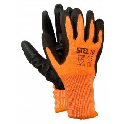CUT LEVEL 5 THERMAL WINTER GLOVES SIZE X-LARGE