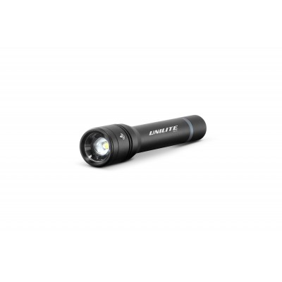 Unilite Handheld LED torch UK-F2 375 Lm Aluminium Focus to spot control
