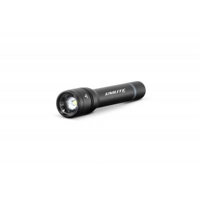 Unilite Handheld LED torch UK-F2 375 Lm Aluminium Focus to spot control