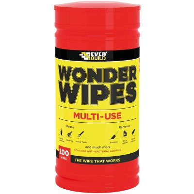 Wonder Wipes Multi - Use - 100 Per Tub