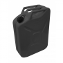 Jerry Can Black Screw Top 20 Litre