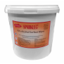 ALCOHOL SURFACE SANITISER WIPES 350 SHEETS (70% ISOPROPANOL ALCOHOL) SURFACE CLEANER/DE-GREASER IN EASY TUB DISPENSER