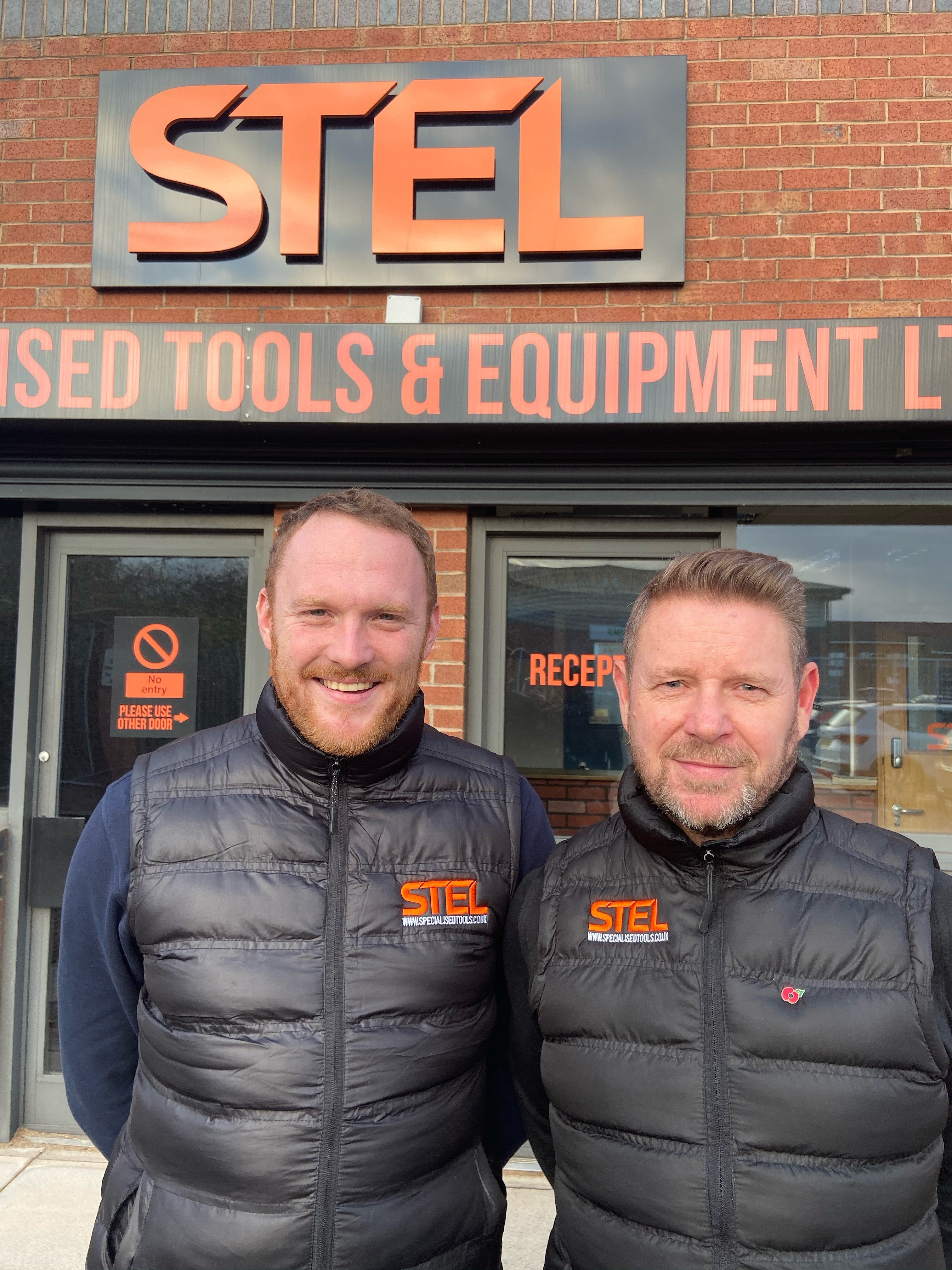 Sheffield Tools Business Owner Celebrates One-Year Anniversary